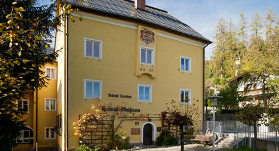 Museum Schloss Lerchen - Radstadt